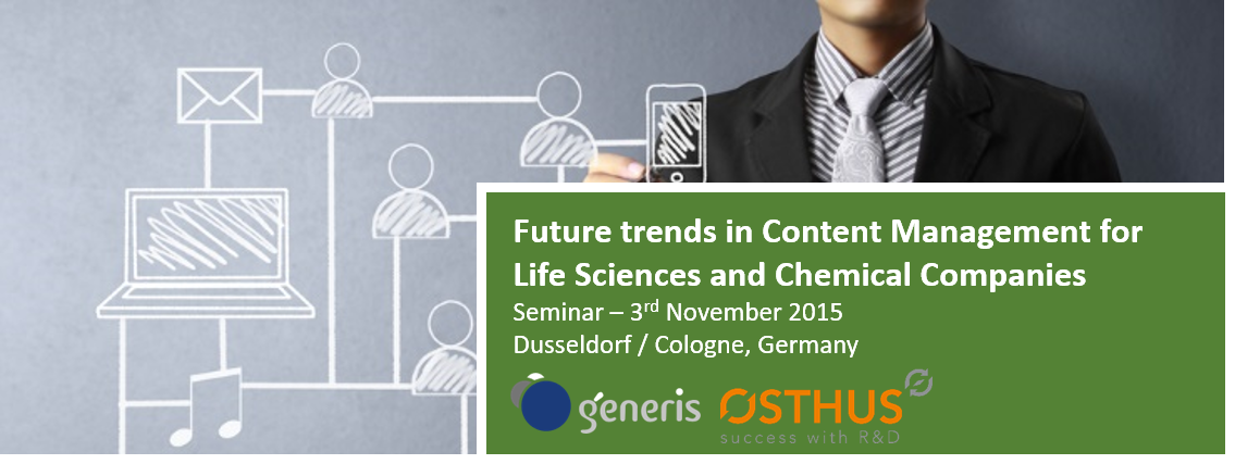 Future Trends in Content Management – Seminar